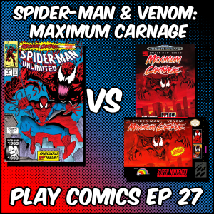 Spider-Man & Venom Maximum Carnage with Kyle Federline
