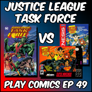 Justice League Task Force with Paul Combs (Nooks and Crannies)