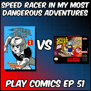Speed Racer in My Most Dangerous Adventures with Micah Ulmer (Speed Racer Daily)