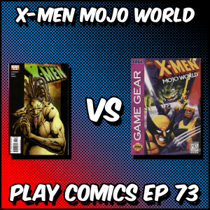 X-Men Mojo World with Zack Jenkins (Battle of the Atom)
