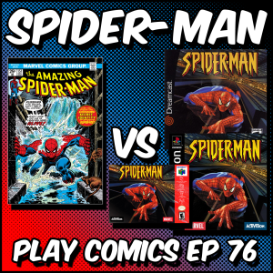 Spider-Man with Paul Csomo (Varmints)