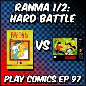 Ranma 1/2: Hard Battle with Steampunk Link (SNEScapades)