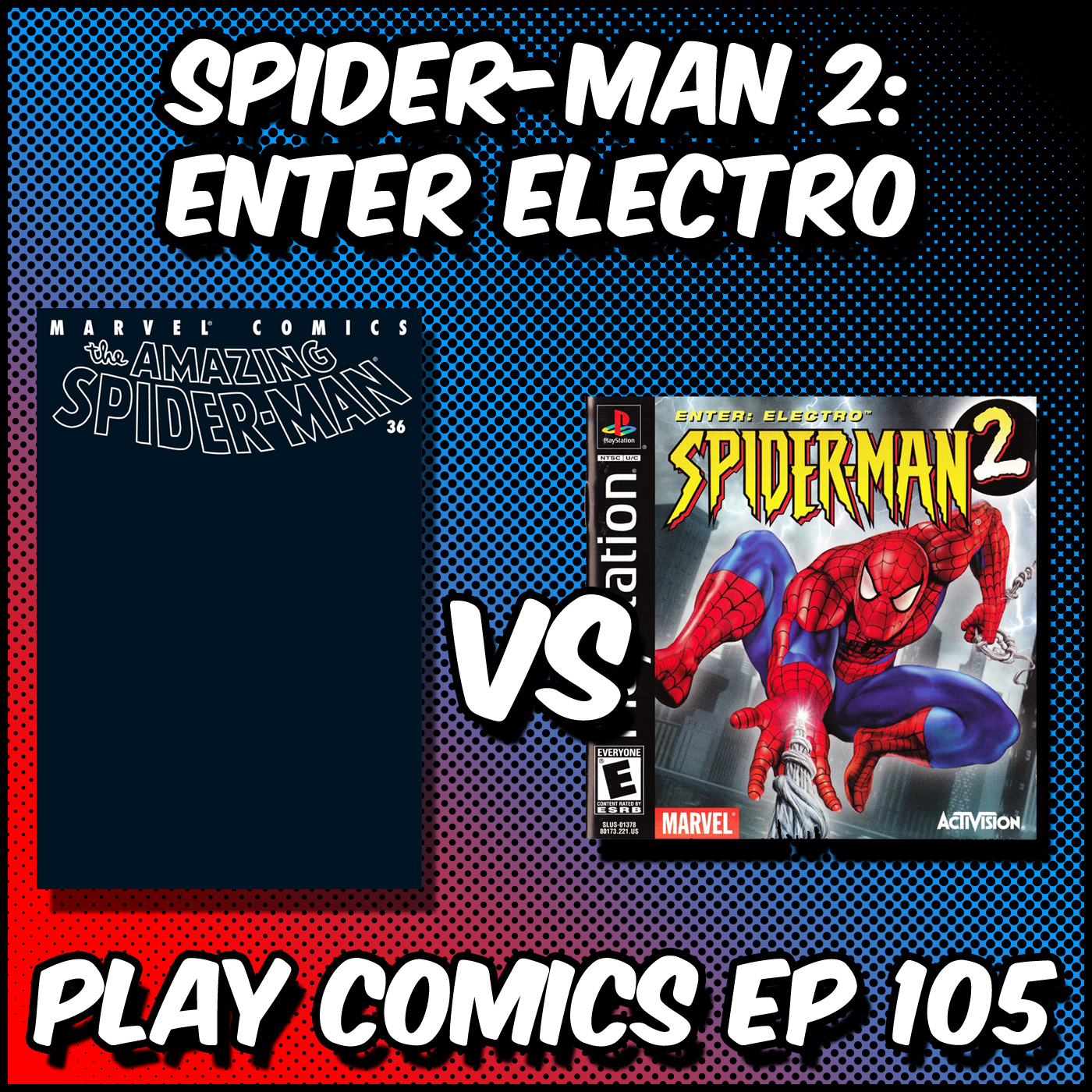 Spider-Man 2 Enter Electro with Anthony Gramuglia