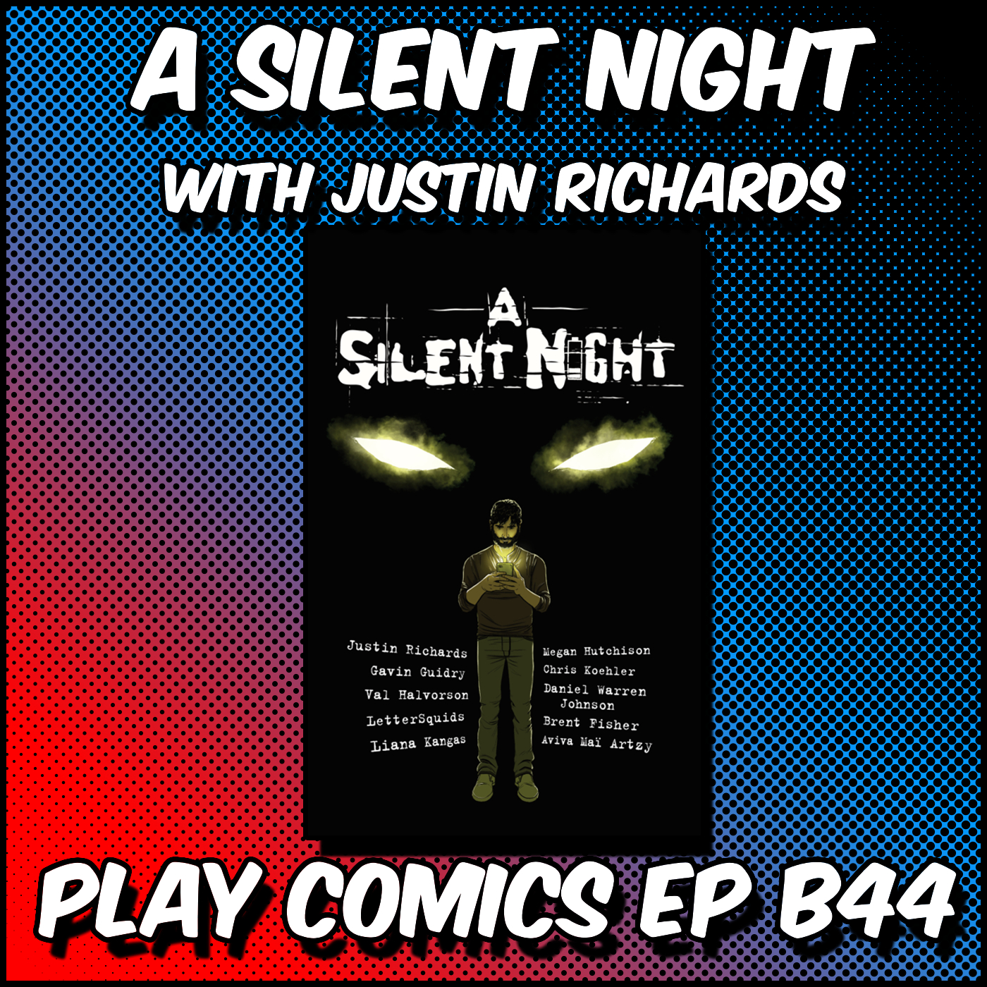 A Silent Night with Justin Richards