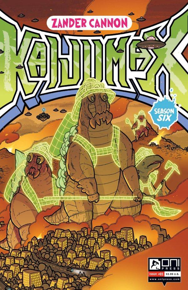 Kaijumax Season 6