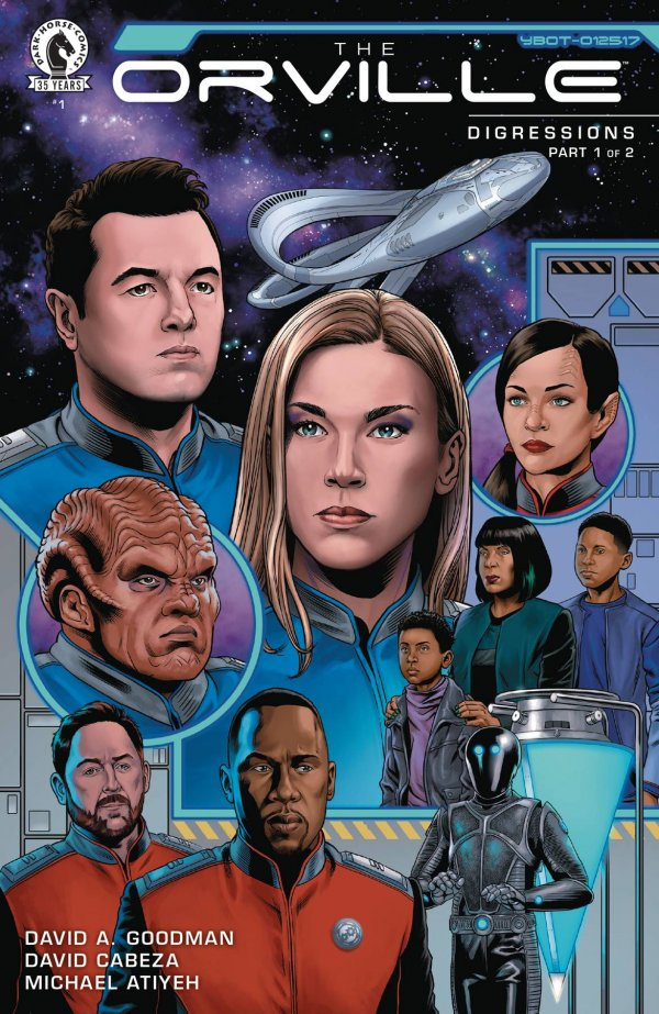 The Orville Digressions