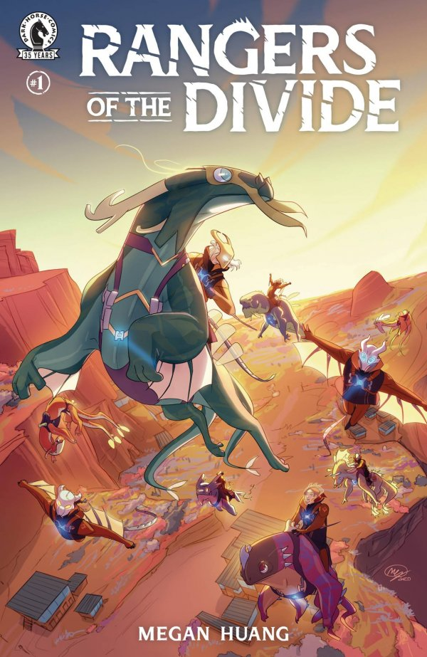 Rangers of the Divide