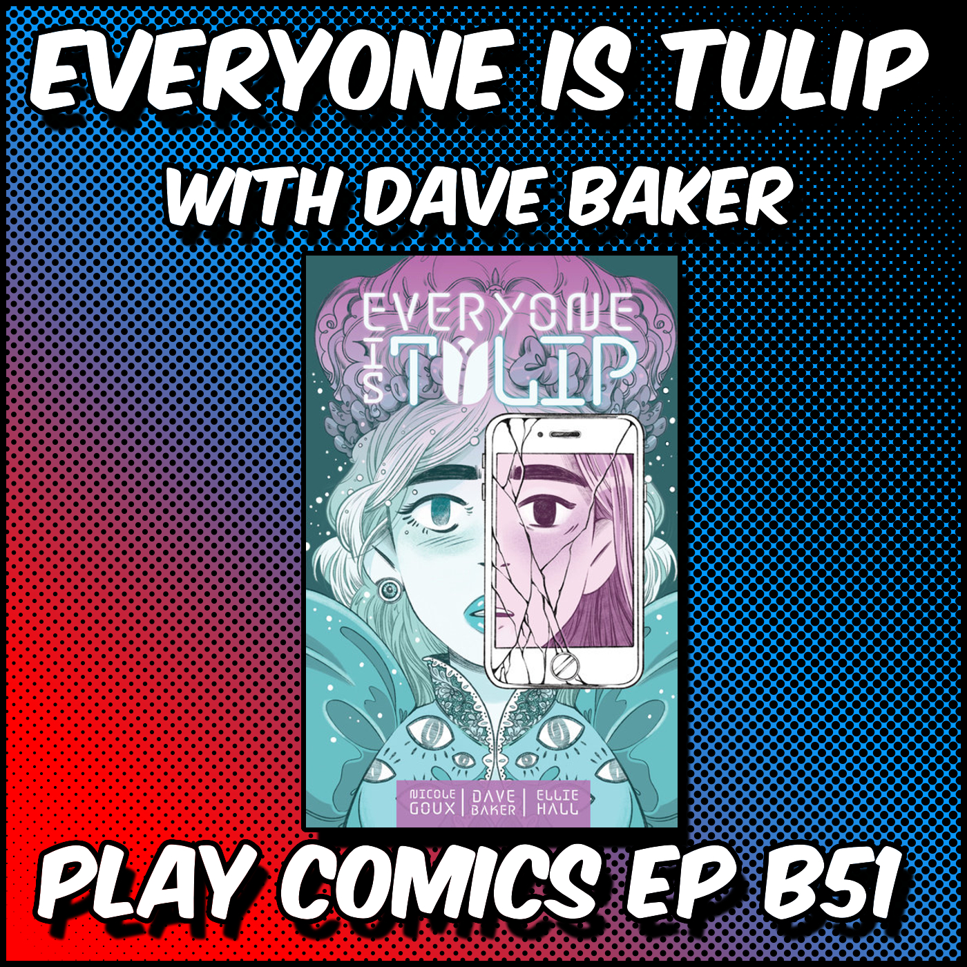 Everyone is Tulip with Dave Baker