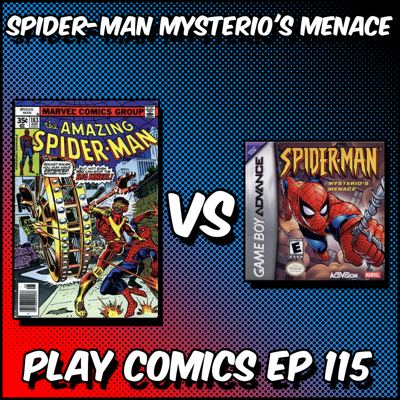 Spider-Man Mysterio's Menace with Aaron Weiss (Weisscast)