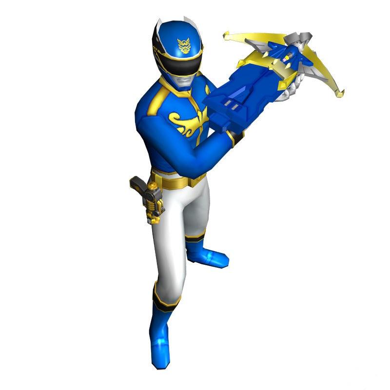 Power Rangers Samurai Para Wii Y Nintendo DS14