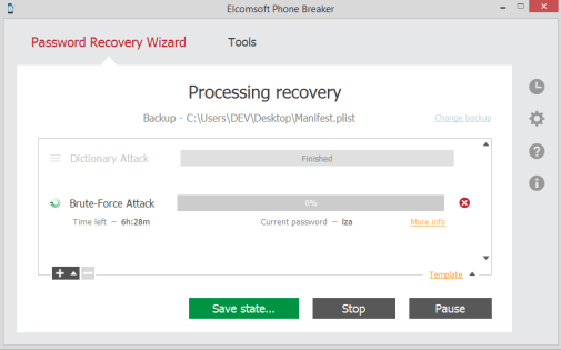 Elcomsoft Phone Breaker 9.63 build 37231 Cracked version[latest] 2021