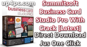 a powerful and simple business card design software.