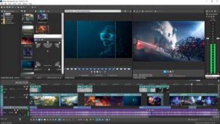 Sony Vegas 18 Pro Crack Download | Free Video Editor
