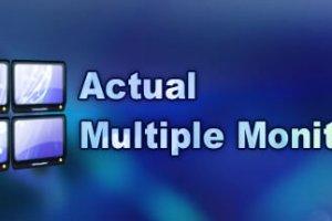 Actual Multiple Monitor Crack