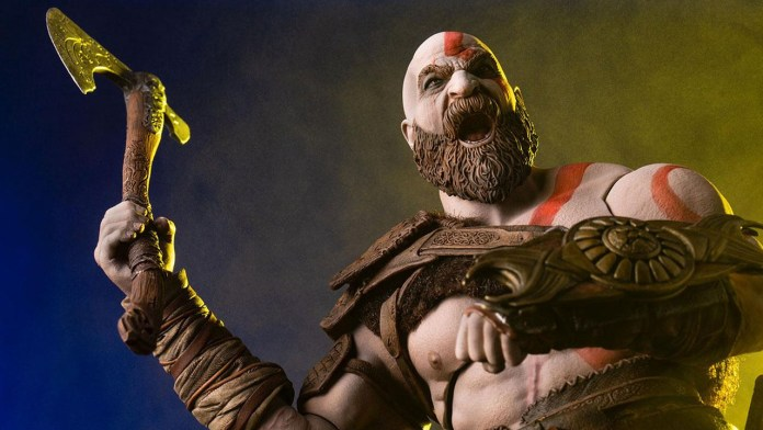 GOD OF WAR POSTERS