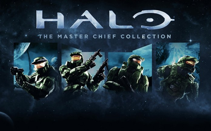Halo The Mastercheif Collection