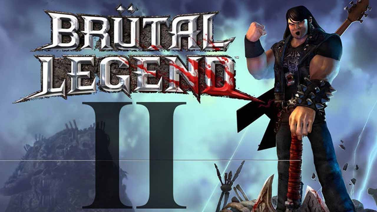 Brutal Legend 2 Will You Do? Tim Schafer Does Not Rule It out