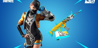 Fortnite The Biz Costume and the Jurassic Skins Enter the Shop