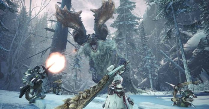 Monster Hunter World: Iceborne, Two More New Weapons Unveiled by Capcom