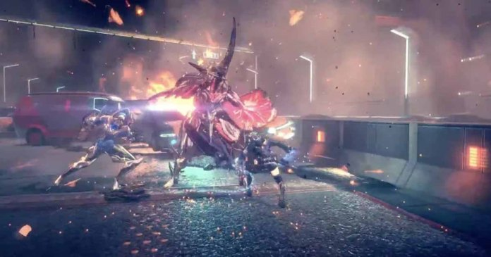 The Astral Chain Gameplay Is in the Nier Style: Automata and Bayonetta!