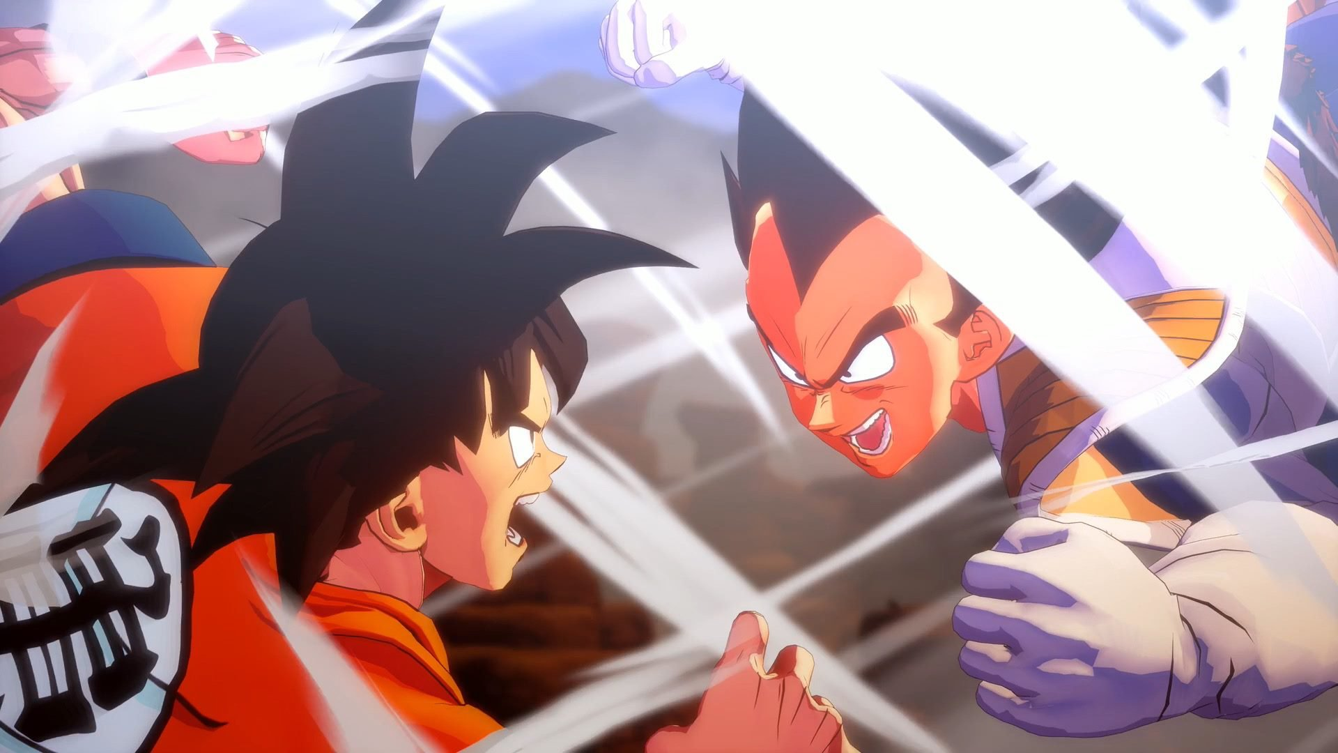Dragon Ball Z Kakarot The Iconic Battles Of The Z Saga In New Images