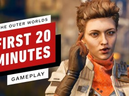 The Outer Worlds on video