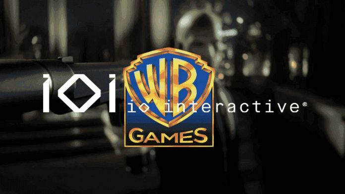 WB Games and IO Interactive