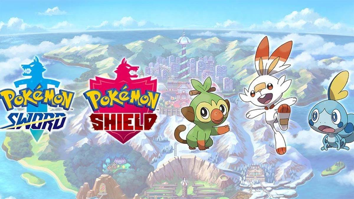 The final trailer for Pokémon Sword and Shield