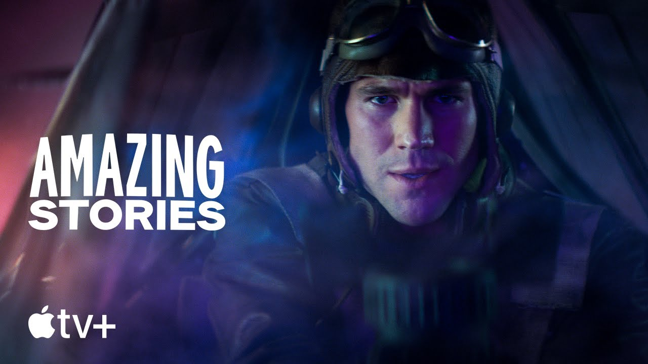 Coming March 6, Apple Shares Trailer for 'Amazing Stories'