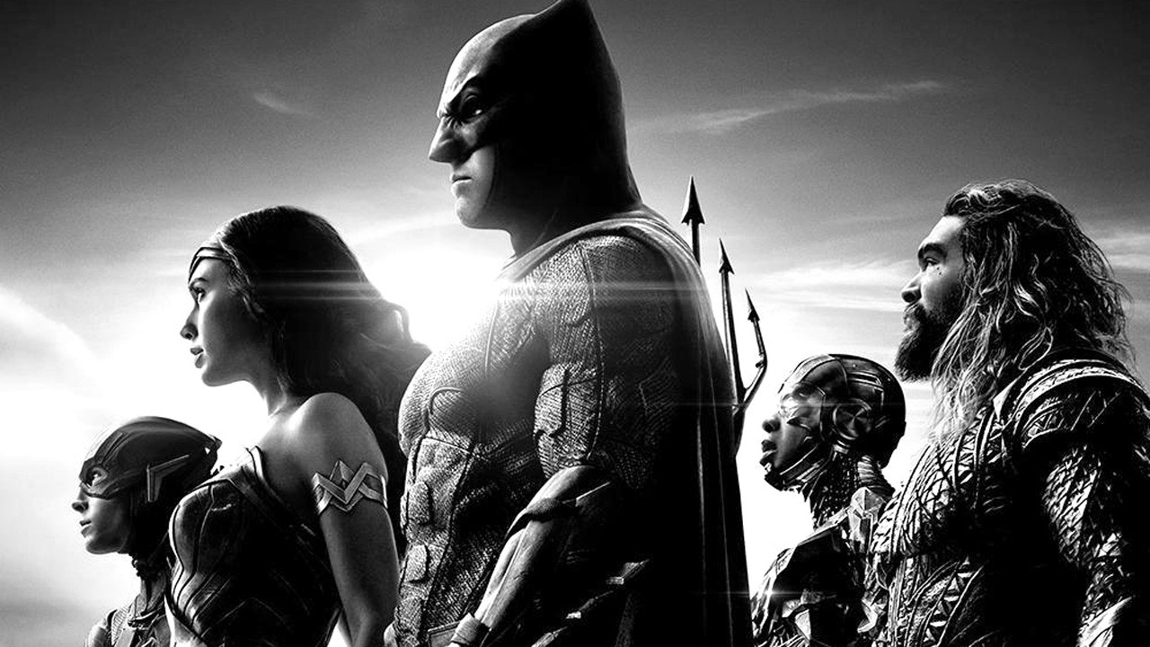 Image result for zack snyder justice league black and white