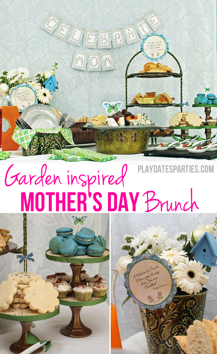 {Real Parties} Mother's Day Brunch