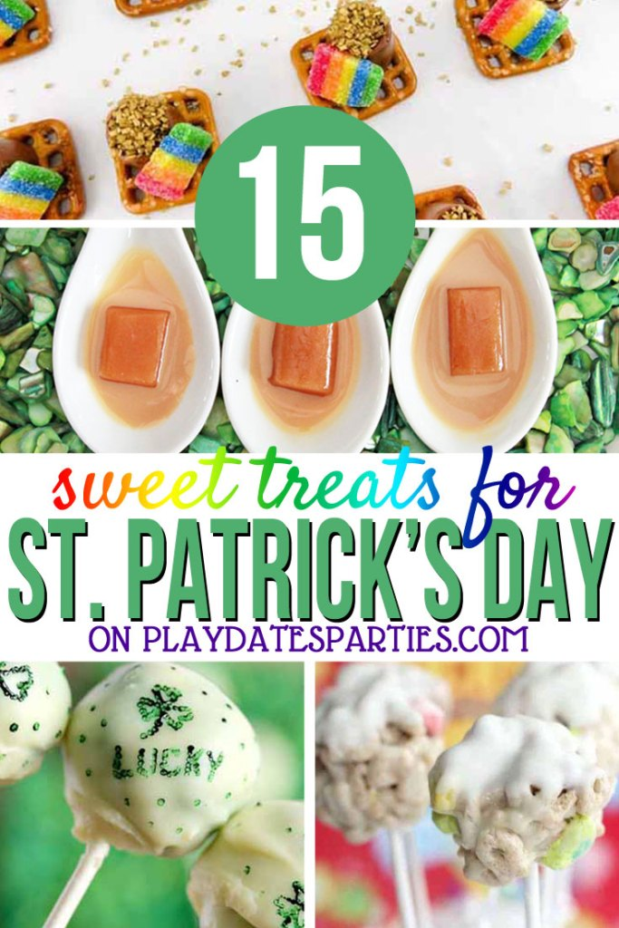 St. Patrick's Day Treats | 15 Fun Recipes to Make This Year