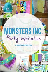 Plan the Perfect Monsters Inc Party