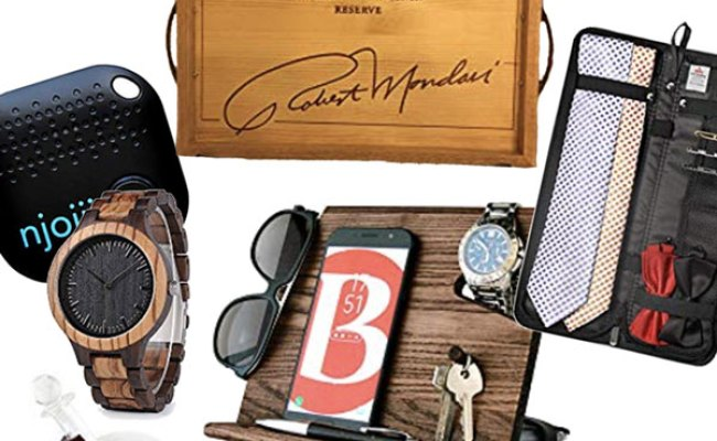 9 Unique Gifts For Men Who Have Everything