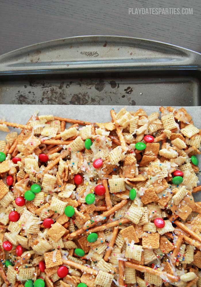 Caution: Both Chex Mix Christmas Crack and Ritz Cracker Christmas Crack will delight your tastebuds so much, you'll be fighting over the last few pieces!