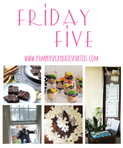 {Friday Five}