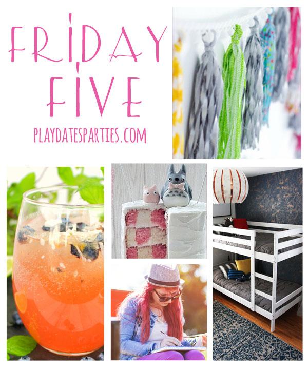 Friday-Five-May-13