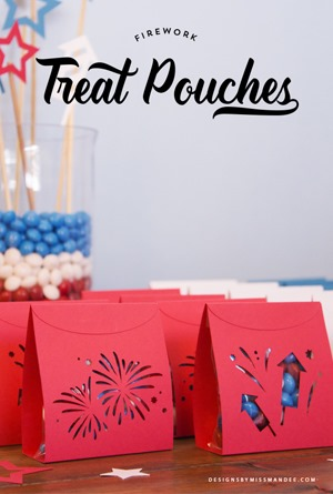 Designs by Miss Mandee - Treat Pouches