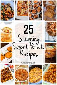 Whether you're looking for something traditional or creative, any of these 25 sweet potato recipes are the perfect addition to your Thanksgiving dinner.