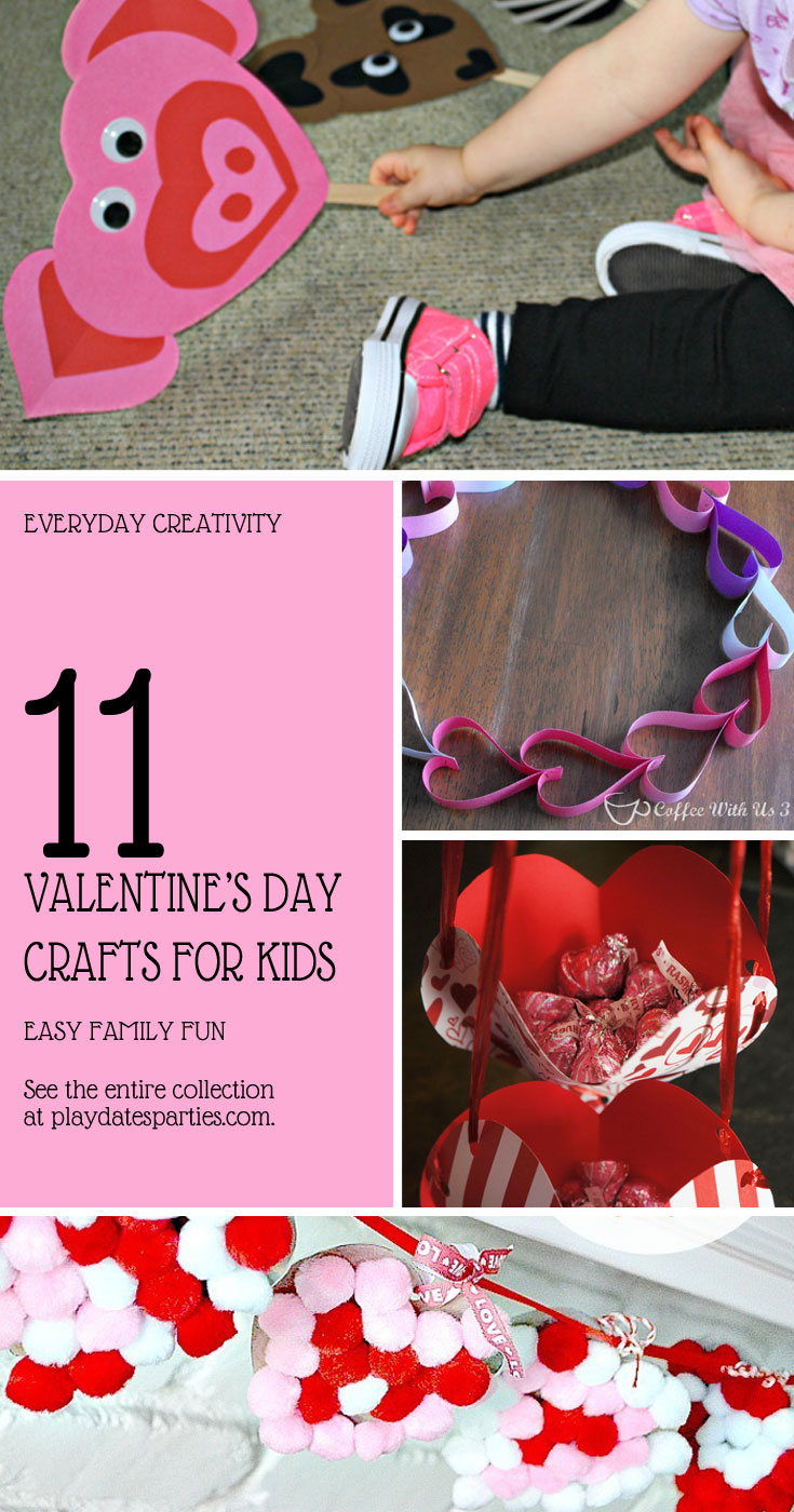 easy valentine crafts 11 adorable s day crafts for 1941