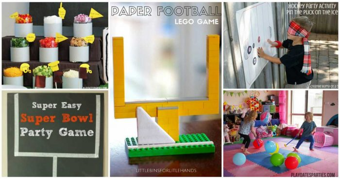 Winter birthday parties don't have to have the same theme year after year. These 5 fantastic birthday party themes are perfect for winter birthdays!