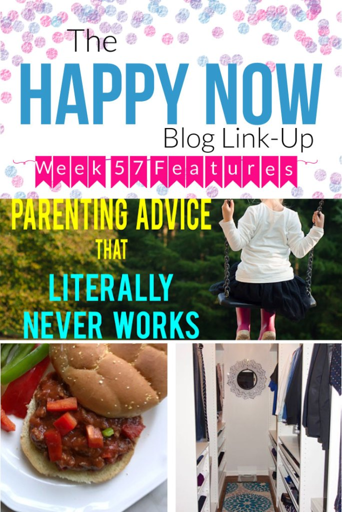 The Happy Now Blog Link Up #57