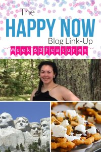 The Happy Now Blog Link-Up #63
