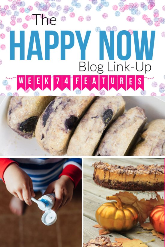 The Happy Now Blog Link Up #74