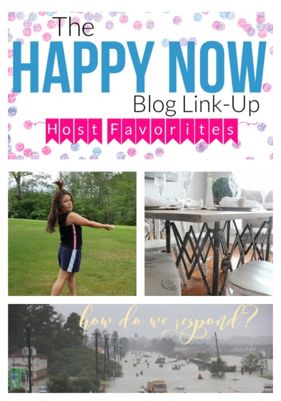 The Happy Now Blog Link Up #77