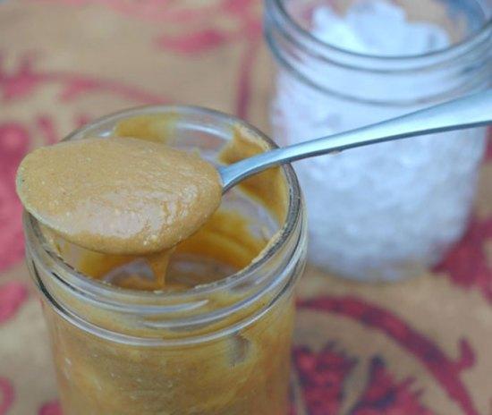Vegan Pumpkin Coconut Caramel Sauceby Healthy Slow Cooking