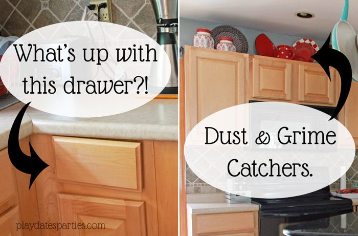 6-week kitchen renovation: What we hate about our cabinets