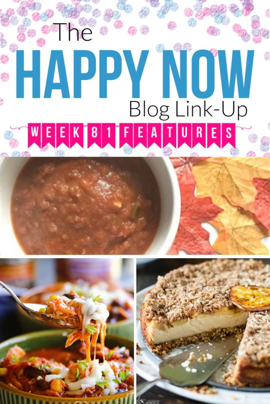 The Happy Now Blog Link Up #81