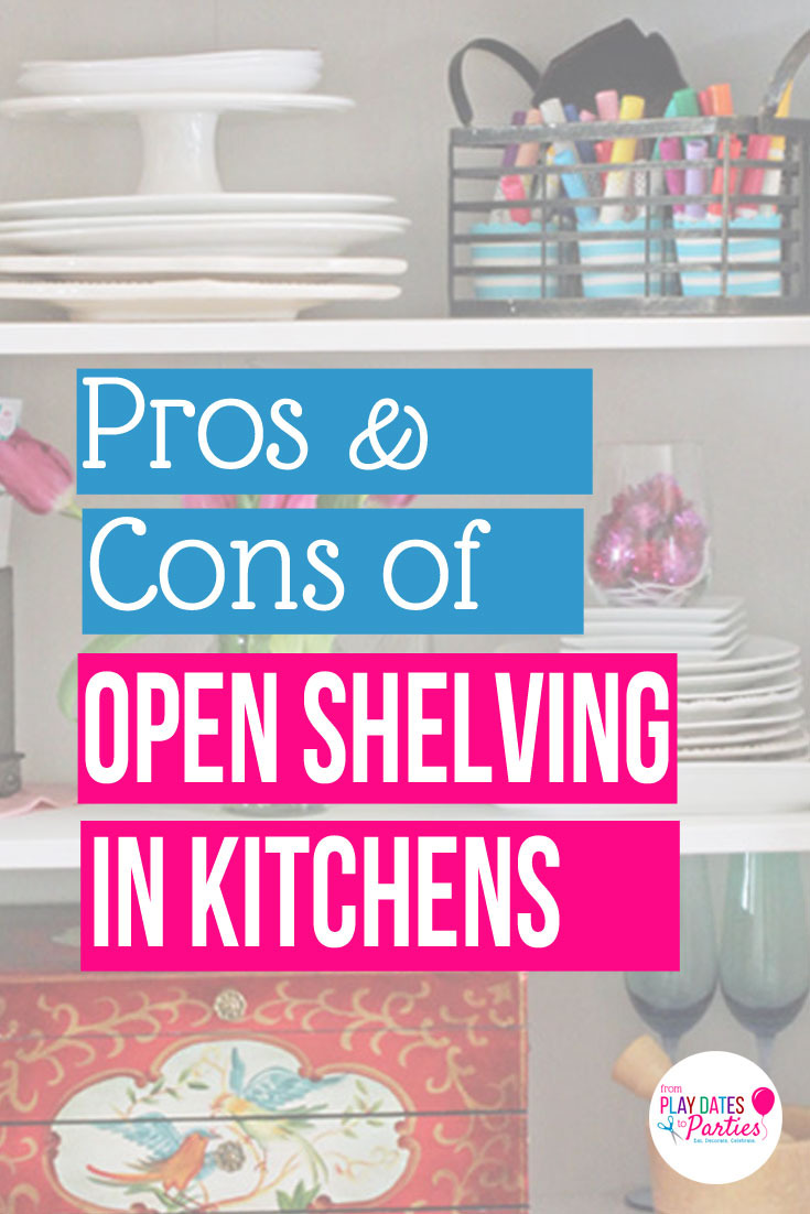 Whether you think it's trendy or timeless, open shelving in kitchens is becoming more common. But is this home decor trend right for you? Take a look at the pros and cons of open shelving in kitchens, get 5 options to recreate the look yourself and get an update on the fourth week of kitchen renovation progress.