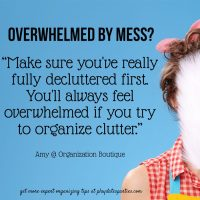 How to Get Motivated to Clean When You're Overwhelmed by ...